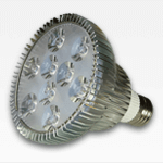 LED E27 6 watt spotlight grow lamp