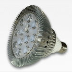 LED grow light E27 12 watt